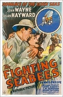 poster The Fighting Seabees (1944)