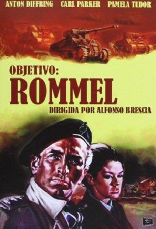 poster Uccidete Rommel - Kill Rommel! (1969)