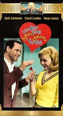 poster Under the Yum Yum Tree (1963)