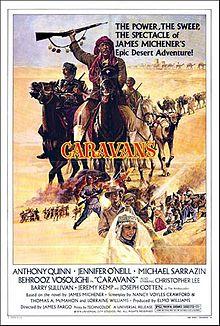 poster Caravans (1978)