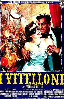 poster I Vitelloni (1953)