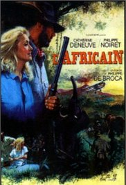 poster L'africain (1983)