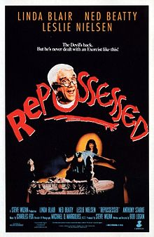 poster Repossessed (1990)