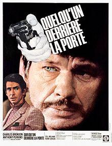 poster Someone Behind The Door (1971)
