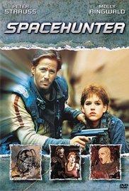 poster Spacehunter Adventures (1983)
