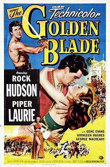 poster-the-golden-blade-1953