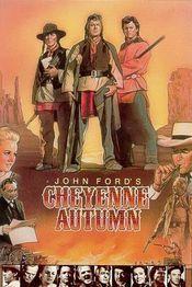 poster Cheyenne Autumn (1964)