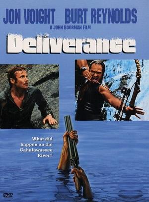 poster Deliverance (1972)