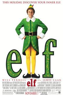 poster Elf (2003)