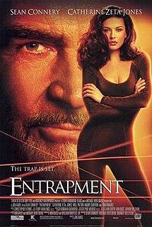 poster Entrapment (1999)