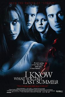poster I Know What You Did Last Summer (1997)