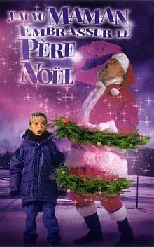 poster I Saw Mommy Kissing Santa Claus (2002)