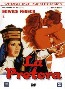 poster La Pretora (1976)