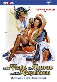 poster La vergine, il toro e il capricorno (1977)