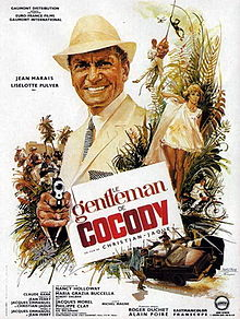 poster Le Gentleman De Cocody (1965)