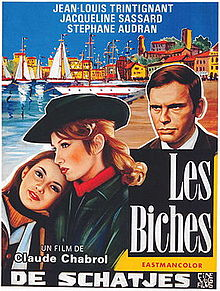 poster Les Biches (1968)