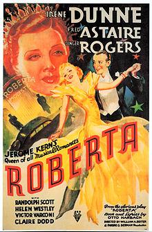 poster Roberta (1935)