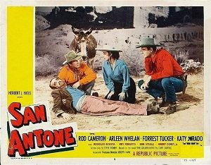 poster San Antone (1953)