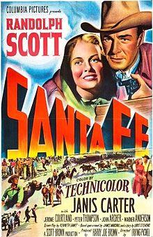 poster-santa-fe-1951