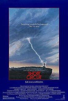poster Short Circuit (1986)