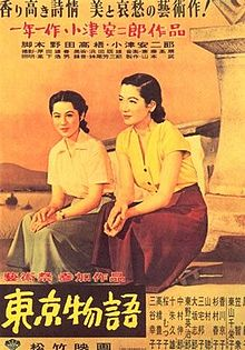 poster Tōkyō Monogatari - Tokyo Story (1953)