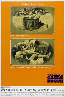 poster The Ballad Of Cable Hogue (1970)