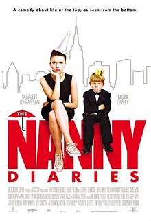 poster The Nanny Diaries (2007)