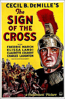 poster The Sign Of The Cross (1932)