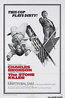 poster The Stone Killer (1973)