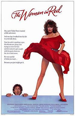 poster-the-woman-in-red-1984