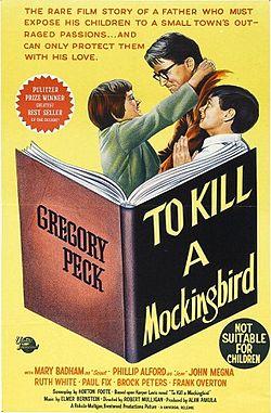 poster To Kill A Mockingbird (1962)