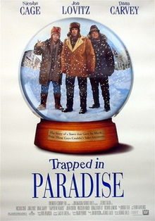 poster Trapped In Paradise (1994)