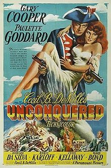 poster Unconquered (1947)