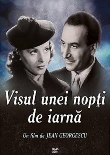 poster Visul unei nopți de iarnă (1946)