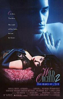 poster Wild Orchid II Two Shades of Blue (1991)