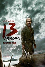 poster 13 Assassins (2010)