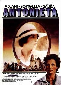 poster Antonieta (1982)