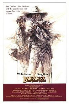poster Barbarosa (1982)