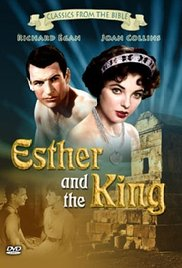 poster Esther And The King (1960)