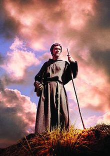 poster Francis of Assisi (1961)