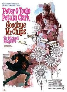 poster Goodbye, Mr. Chips (1969)