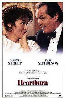 poster Heartburn (1986)