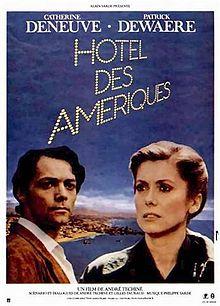 poster Hotel des Ameriques (1981)