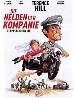 poster La feldmarescialla (1967)