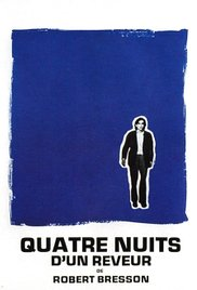 poster Quatre nuits d'un rêveur (1971)