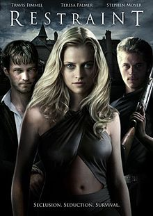poster Restraint (2008)