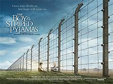 poster The Boy in the Striped Pajamas (2008)