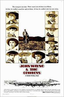 poster The Cowboys (1972)