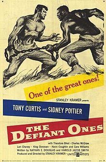 poster The Defiant Ones (1958)