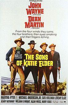 poster The Sons of Katie Elder (1965)